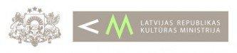 Kulturys ministreja logo