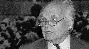Myužeibā nūguojs viesturnīks, profesors Heinrihs Strods