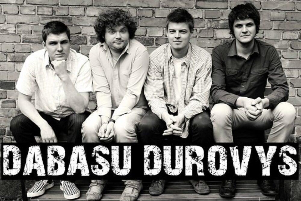"""Dabasu Durovu """"Lai jau kreit"""" jaunuos skaņuos"""