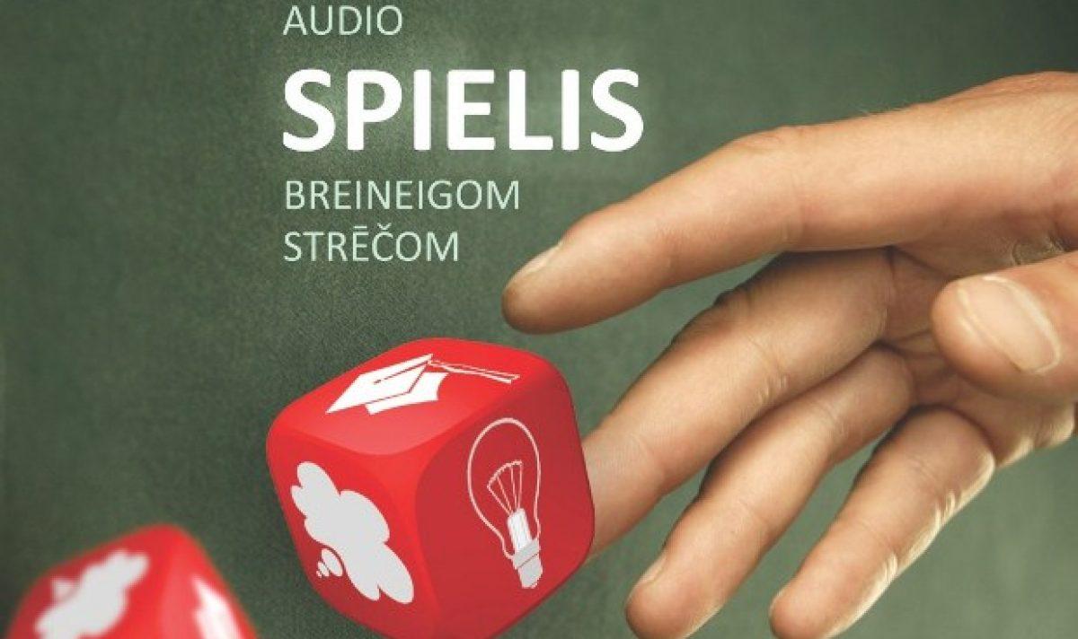 Latvejā pyrmais audio spieļu disks izīt ari latgaliski /KONKURSS