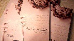 """Izdūts Ingridys Tāraudys trešais dzejūļu kruojums """"Boltais šokolads"""""""
