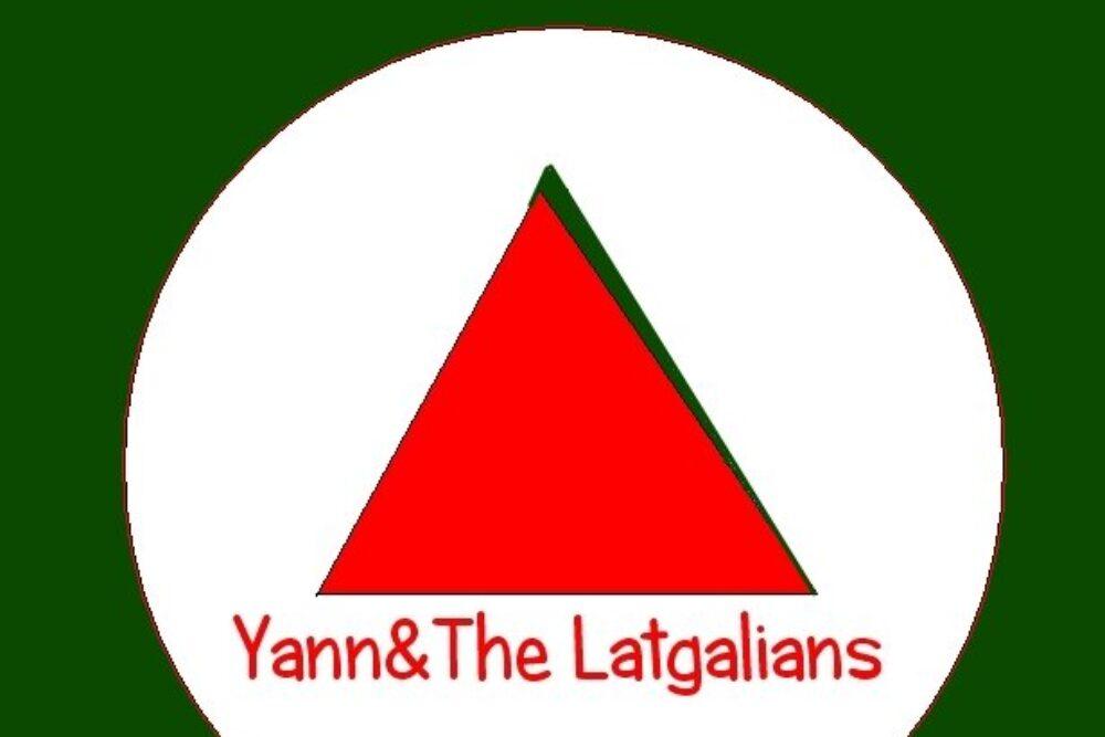"""Latgalīšu/franču pankroka grupa """"Yann&Latgalians"""" pīduovoj """"Rezervis zīmyssvātkus"""""""