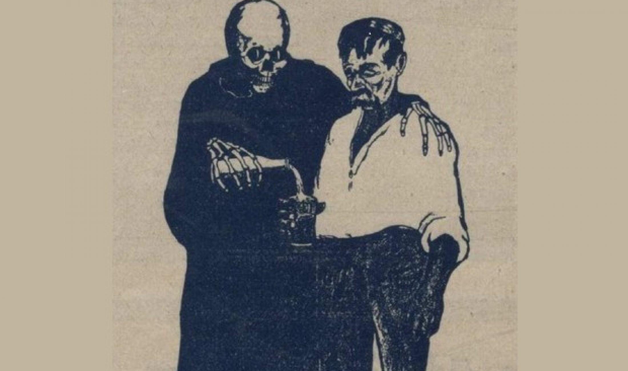 Pretalkohola kusteiba Latgolā 19. gs. vyds – 1940. gods