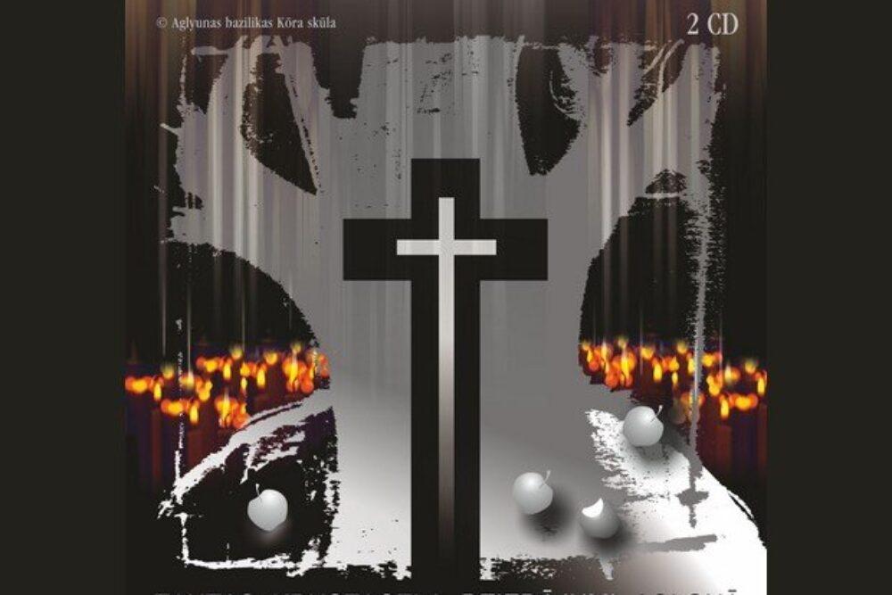 CD formatā izdūti Krystaceļa dzīduojumi