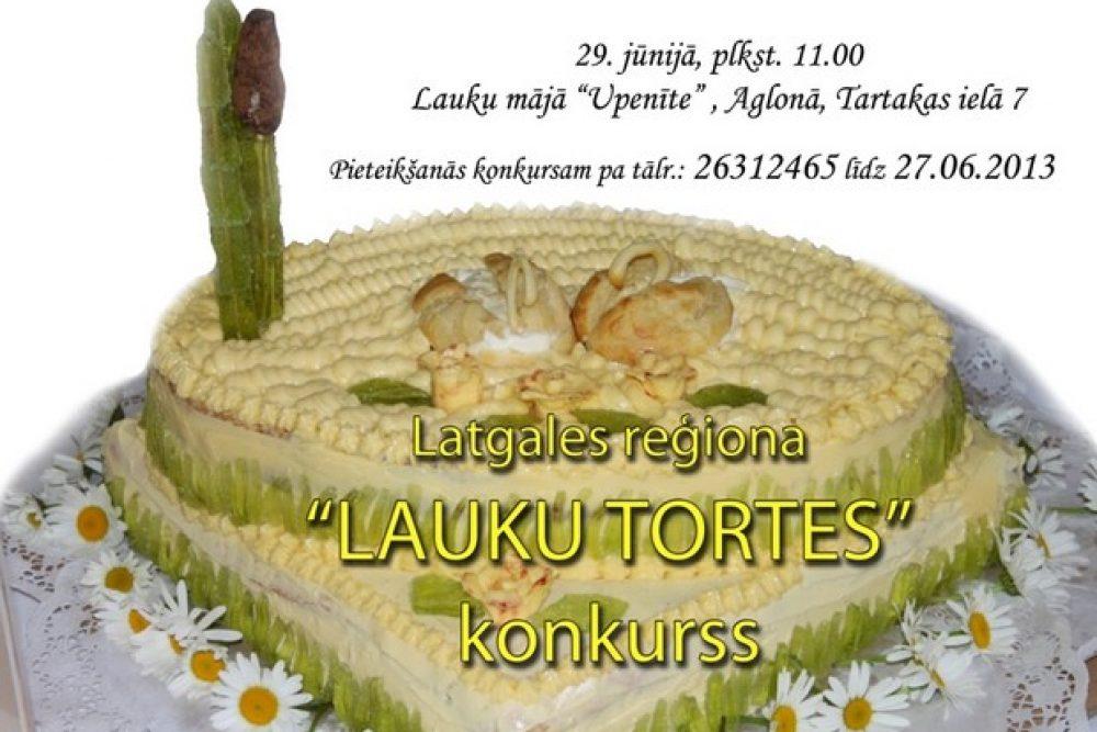Meklēs Latgolys lauku gorduokū tortu
