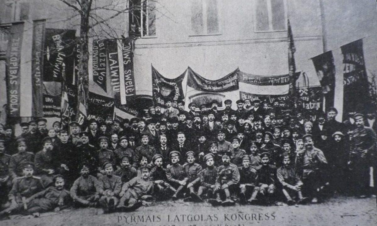 """Jauns radejis raidejumu cyklys """"No Latgales kongresa līdz Latvijas simtgadei"""""""