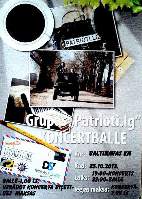 Patrioti LTG
