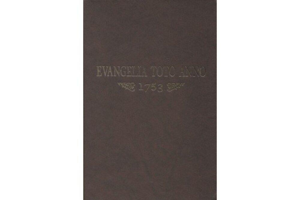 Evangelia Toto Anno 1753 – pyrmuo gruomota latgalīšu volūdā