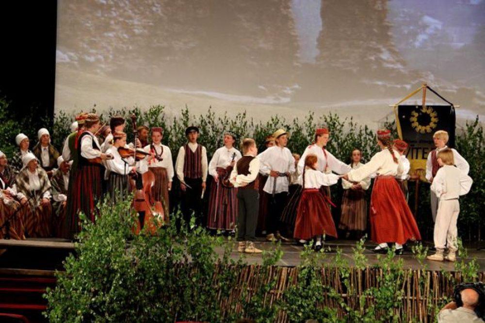 """Folklorys vuokumus konkursam """"Apleicīne 3"""" var īsnīgt leidz 30. novembrim"""