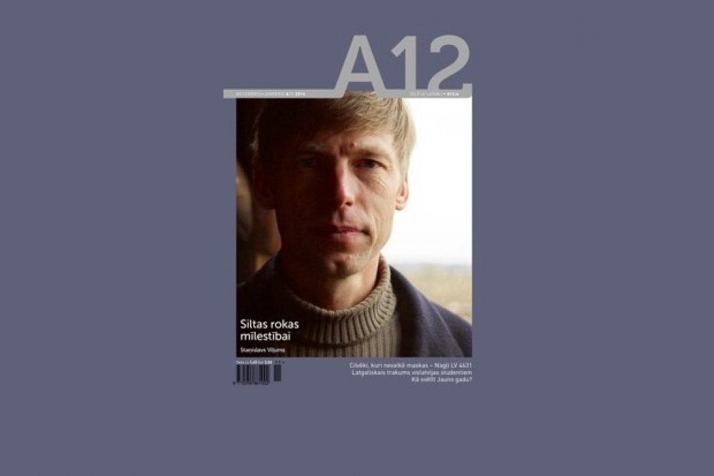 """Kū var skaiteit jaunajā """"A12″ numerī"""