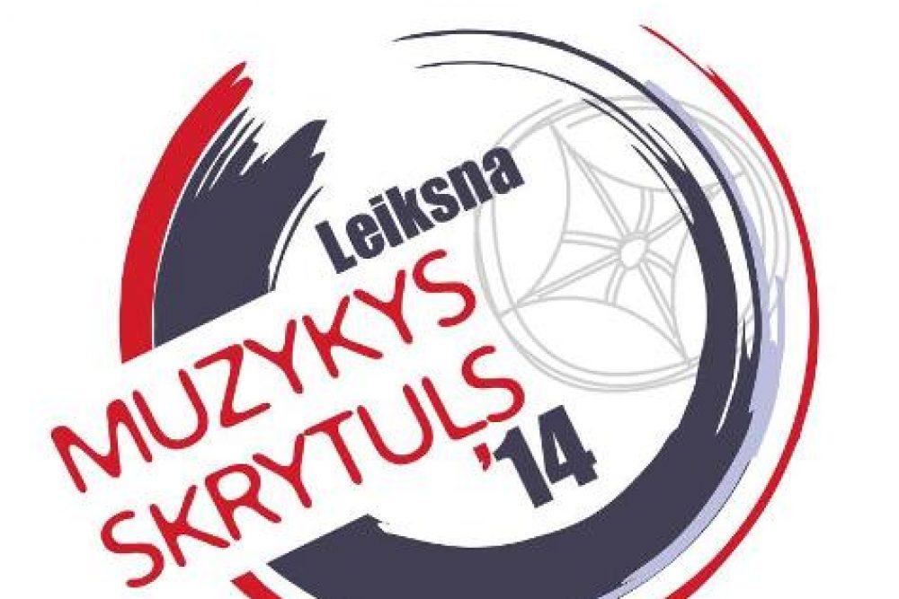 """Festivala """"Muzykys Skrytuļs"""" organizatori izziņoj nūtikšonu laikus"""