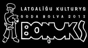 """""""Boņuks 2013"""" bolvu padūšonys ceremonejis video"""