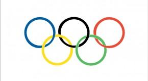 Zīmys Olimpiskūs spieļu dalinīki nu Latgolys