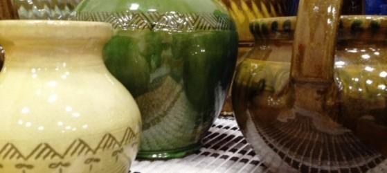 Latgolys keramikys izstuode/puordūšona Ūzulainē