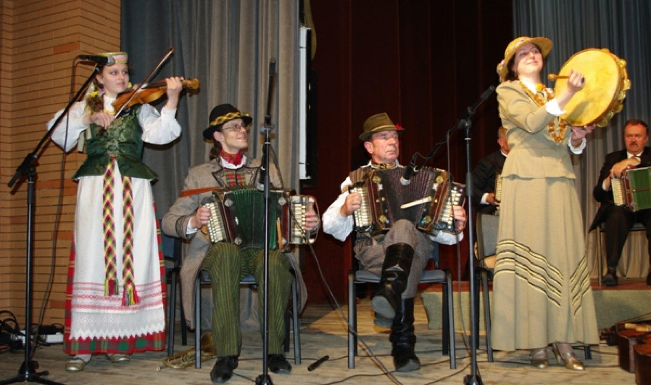 Latgolā nūtiks XX Latvejis tautys muzykys svātki