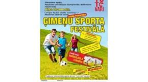 Rēzeknē nūtiks saimu sporta festivals