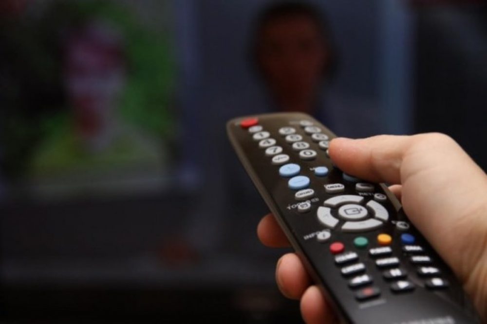 Redzīņs: Latvejis televizejis osorys latgalīšim