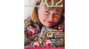 """Kū var skaiteit jaunajā žurnala """"A12″ numerī"""
