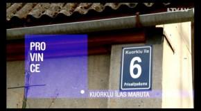 "Raidejums ""Province"" gastej pi Marutys Latkovskys"