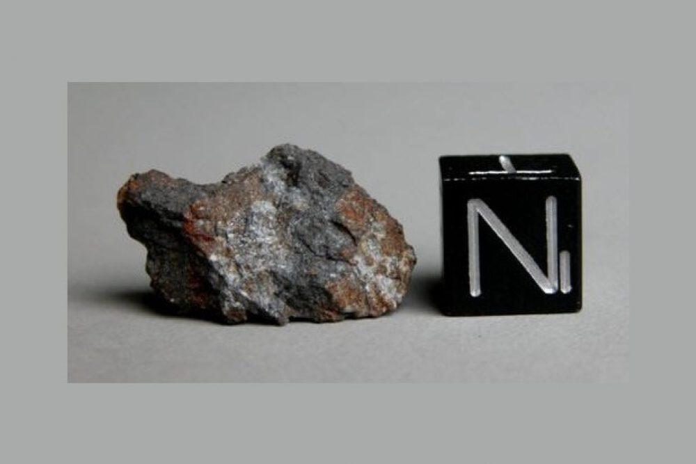 Leiksnys meteorits