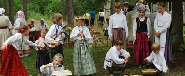 Daugovpilī organizej Latgolys folklorys školu