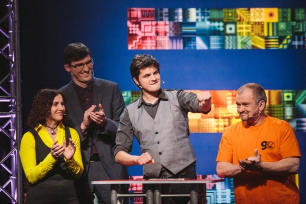 """Raidejumā """"Latvijas novadu cīņas"""" pīsadaleja Rēzeknis komanda"""
