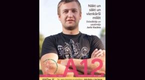 """Kū var skaiteit """"A12"""" oktobra/novembra numerī"""