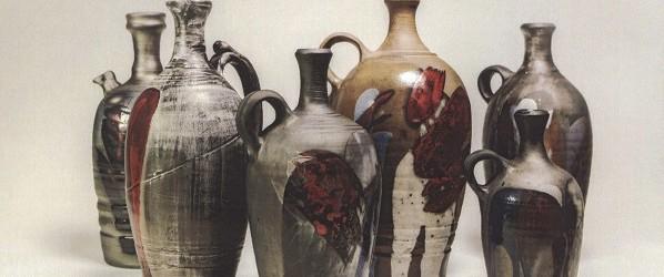 Reigā apsaverama Lilejis Zeiļys keramikys dorbu izstuode