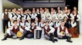 """""""Dziga"""" ar koncertu Rēzeknē svieteis 25 godu jubileju"""