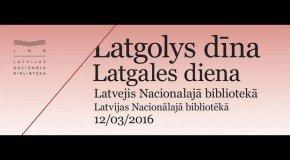 Jau sastdiņ Nacionalajā bibliotekā nūtiks Latgolys dīna
