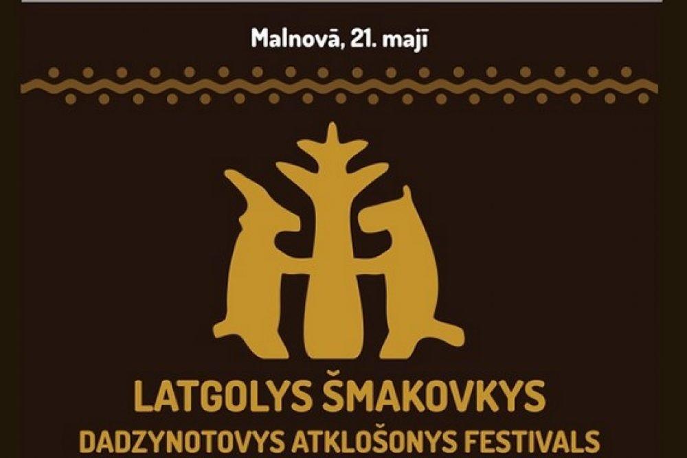 Majā Malnovā atkluos Latgolys šmakovkys dadzynuotovu