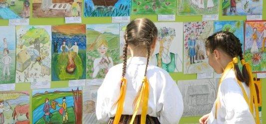"""Nūsasliedzs zeimiejumu konkurss """"Muna tautysdzīsme kruosu volūdā"""""""