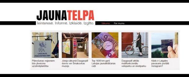 Jauns škārsteikla portals par Latgolu – JaunaTelpa.lv