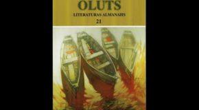 """Izdūts 21. literaturys almanahs """"Olūts"""""""