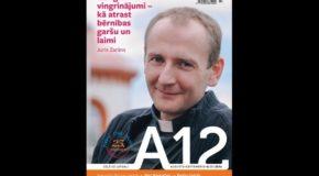 """Kū var skaiteit """"A12"""" jaunuokajā numerī"""