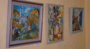 Vacvuorkovā apsaverama gleznu izstuode