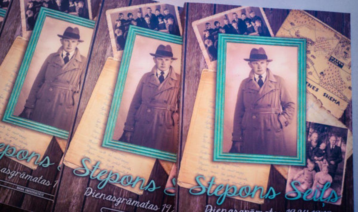 """Puordūmys par izdavumu """"Stepons Seiļs: Dienasgrāmatas (1924–1979)"""""""