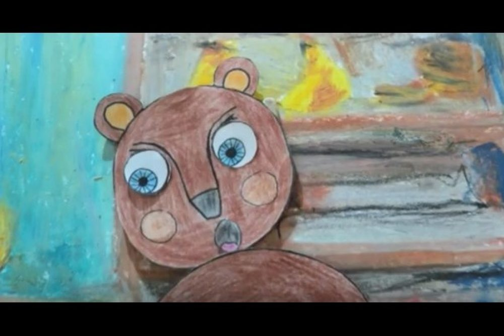 Nūsaver animacejis kinu par Vinneju Pūku latgalīšu volūdā