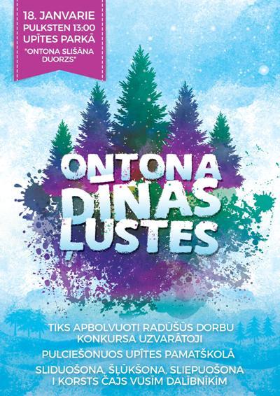Ontona dīnys ļustis @ Ontona Slišāna duorzs | Upīte | Latvia