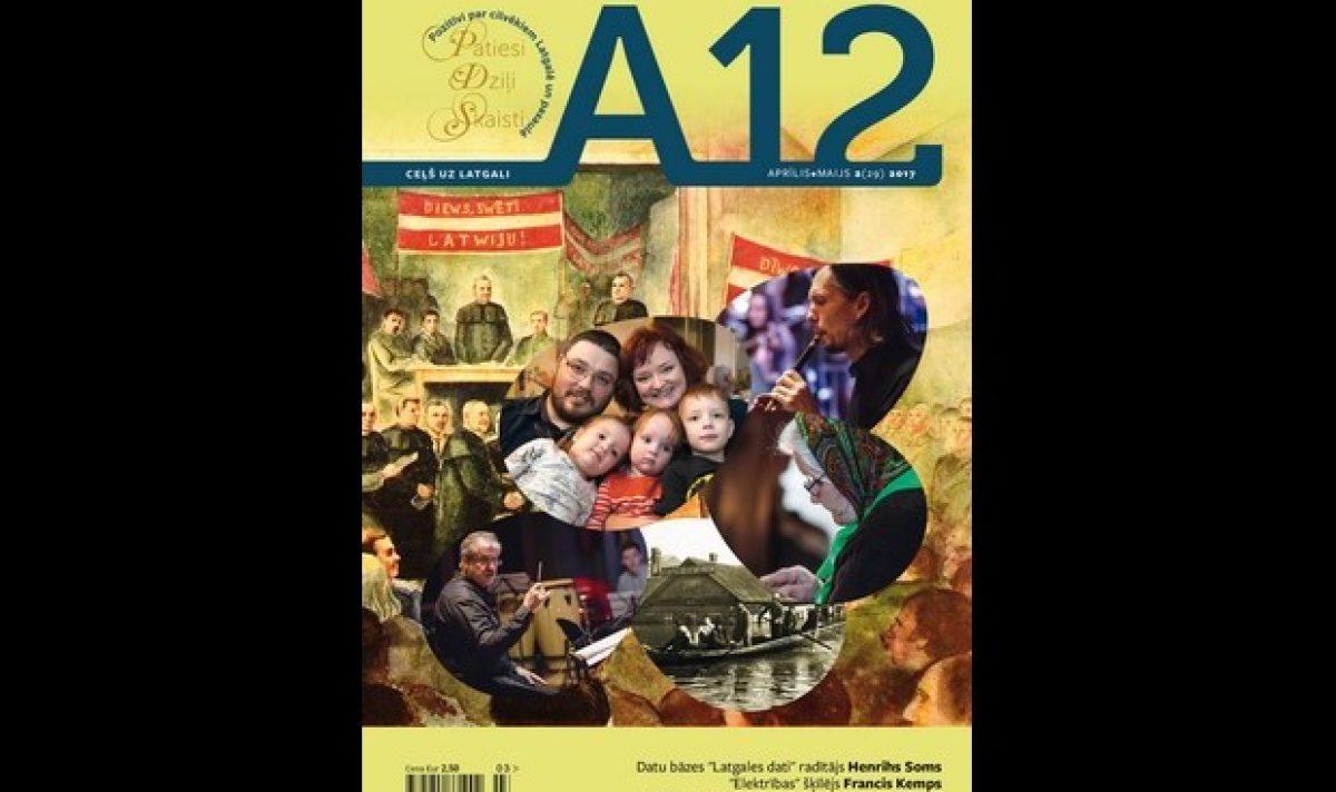 """Kū var skaiteit jaunuokajā """"A12"""" numerī"""