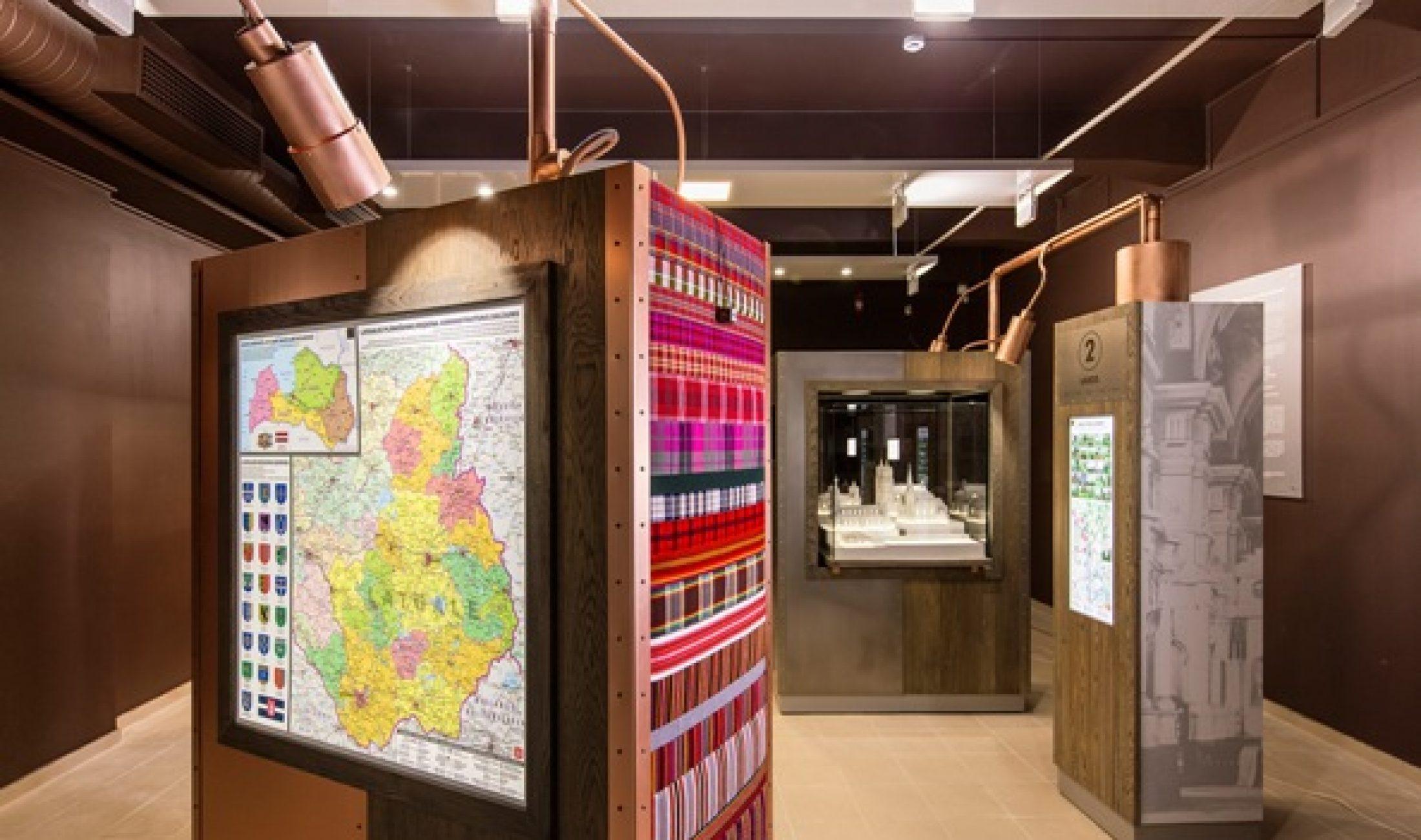 Šmakovkys muzejs aicynoj iz goda jubileja nūtikšonom