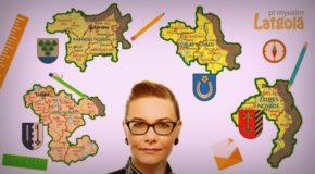 """""""Pi myusim Latgolā"""" saruna ar gazetys """"Ludzys Zeme"""" redaktori Laimu Linužu"""