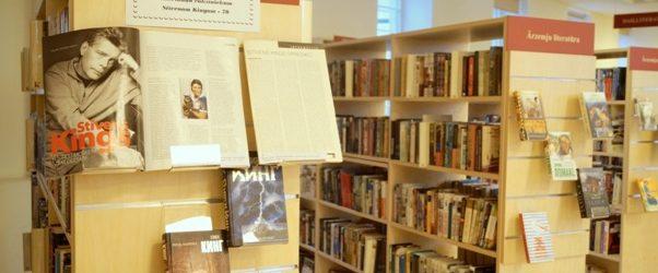 Latgolys Centraluo biblioteka svieteis 80 godu jubileju