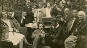 Puormiereiga dzeršona – golvonais katuoliskuos Latgolys natykums 20.gs. suokumā
