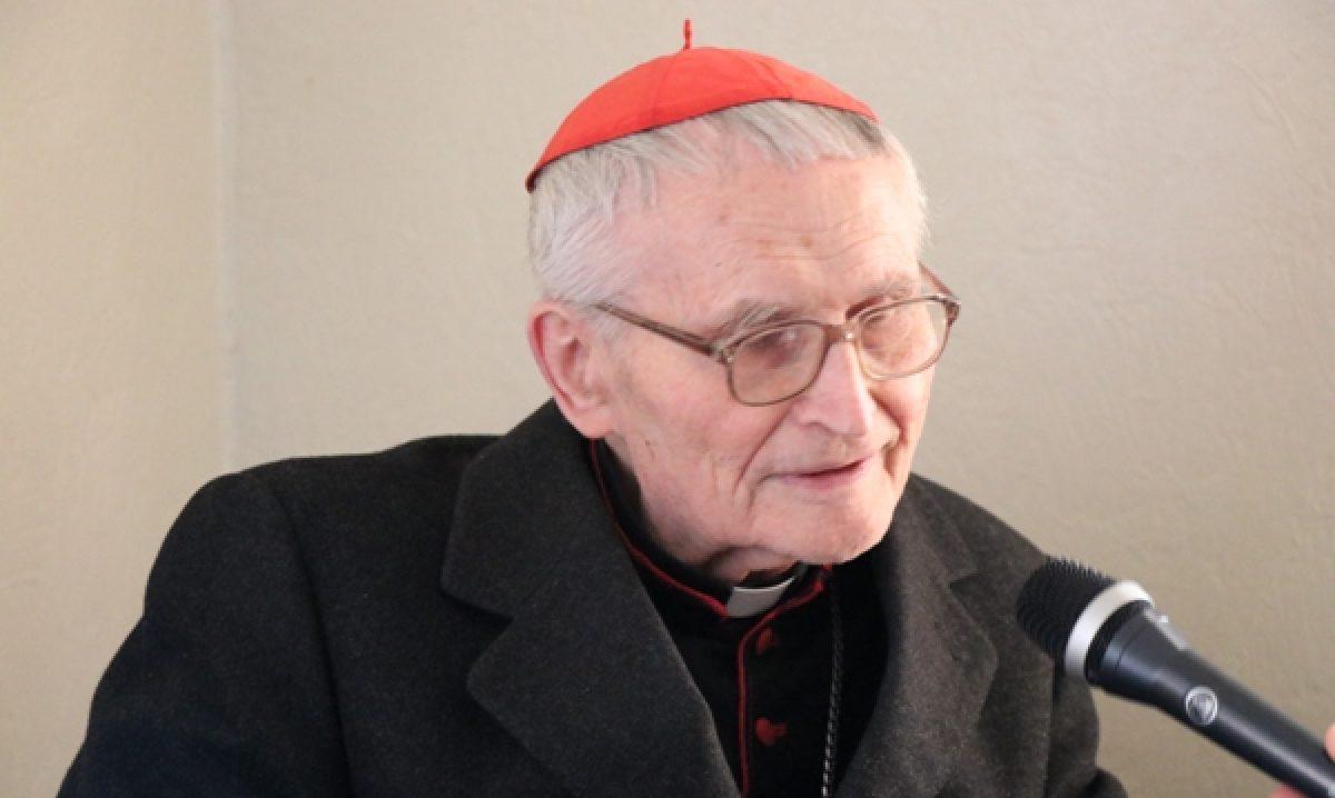 """Pi myusim Latgolā"" saruna ar kardinalu Juoni Pujatu"