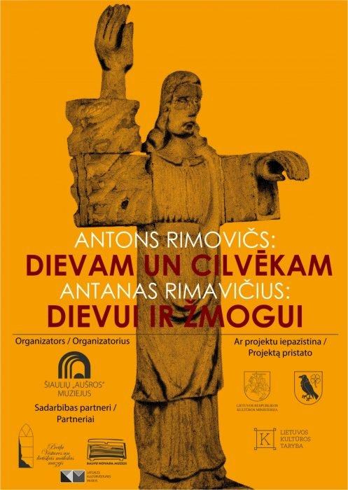 Goreidznīka Ontona Rimoviča kūka skulpturu izstuodis atkluošona @ Latgolys kulturviesturis muzejs | Rēzekne | Latvia