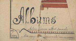 Aicynoj atšifrēt folklorys kolekcejis manuskriptus