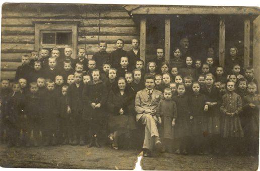 Školys Latgolā 1919.–1922. godā: problemys i (na)rysnuojumi