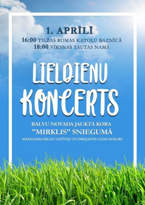 Leldīņu koncerts @ Tiļžys Rūmys katūļu bazneica | Tilža | Latvia