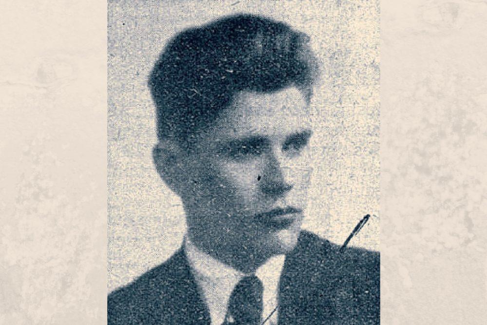 Modernuokais 30. godu latgalīšu dzejnīks Augusts Smagars